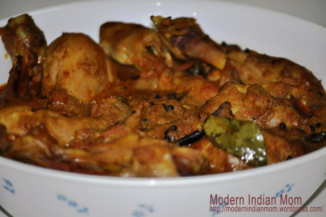Chicken Curry Kerala Style